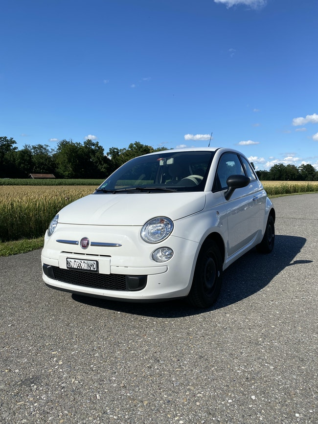 saloon Fiat 500 1.2 Pop