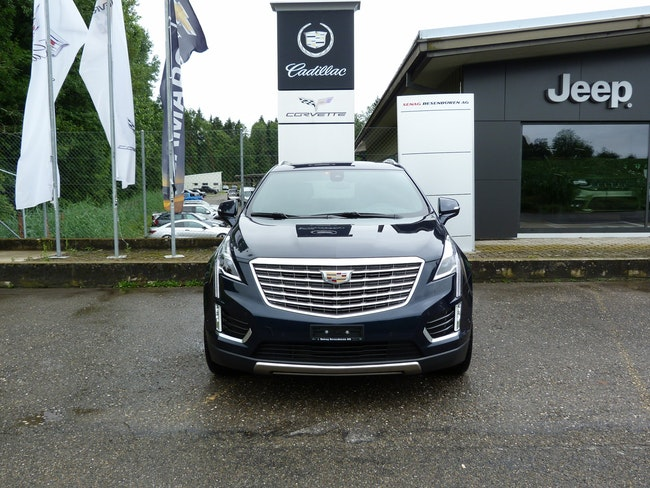 suv Cadillac XT5 Crossover 3.6 Platinum Automatic