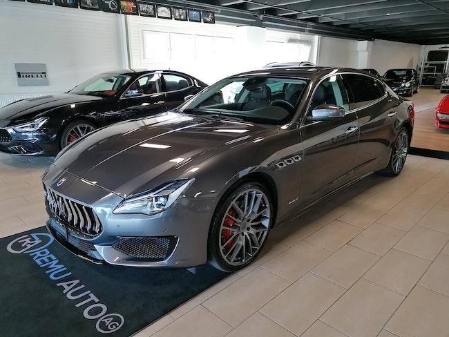 saloon Maserati Quattroporte 3.0 V6 S Q4 GranSport Automatica CH-Fahrzeug
