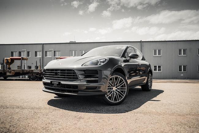 suv Porsche Macan S PDK
