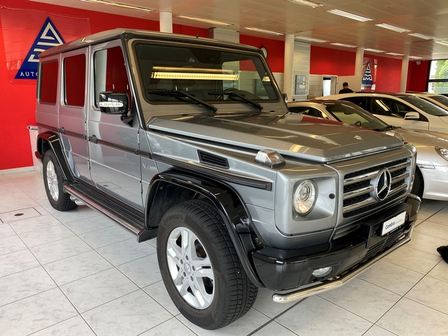 suv Mercedes-Benz G-Klasse G 500 ?Edition Select? 7G-Tronic