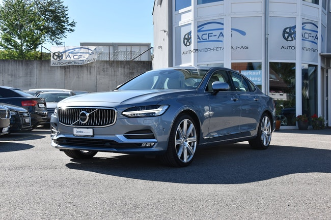 saloon Volvo S90 T6 AWD Inscription Geartronic