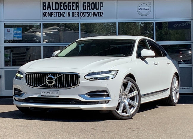 saloon Volvo S90 D5 AWD Inscription Geartronic Powerpulse