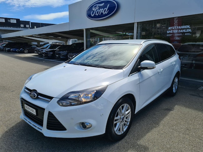 estate Ford Focus Station Wagon 1.0i EcoB 125 Titani