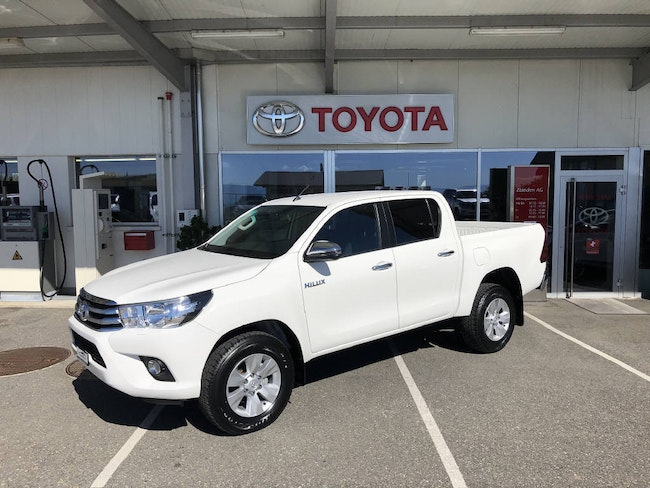 suv Toyota Hilux Double Cab.-Pup 2.4 Style