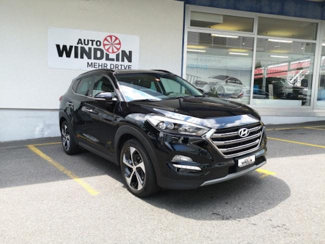 suv Hyundai Tucson 2.0 CRDI Vertex4WD