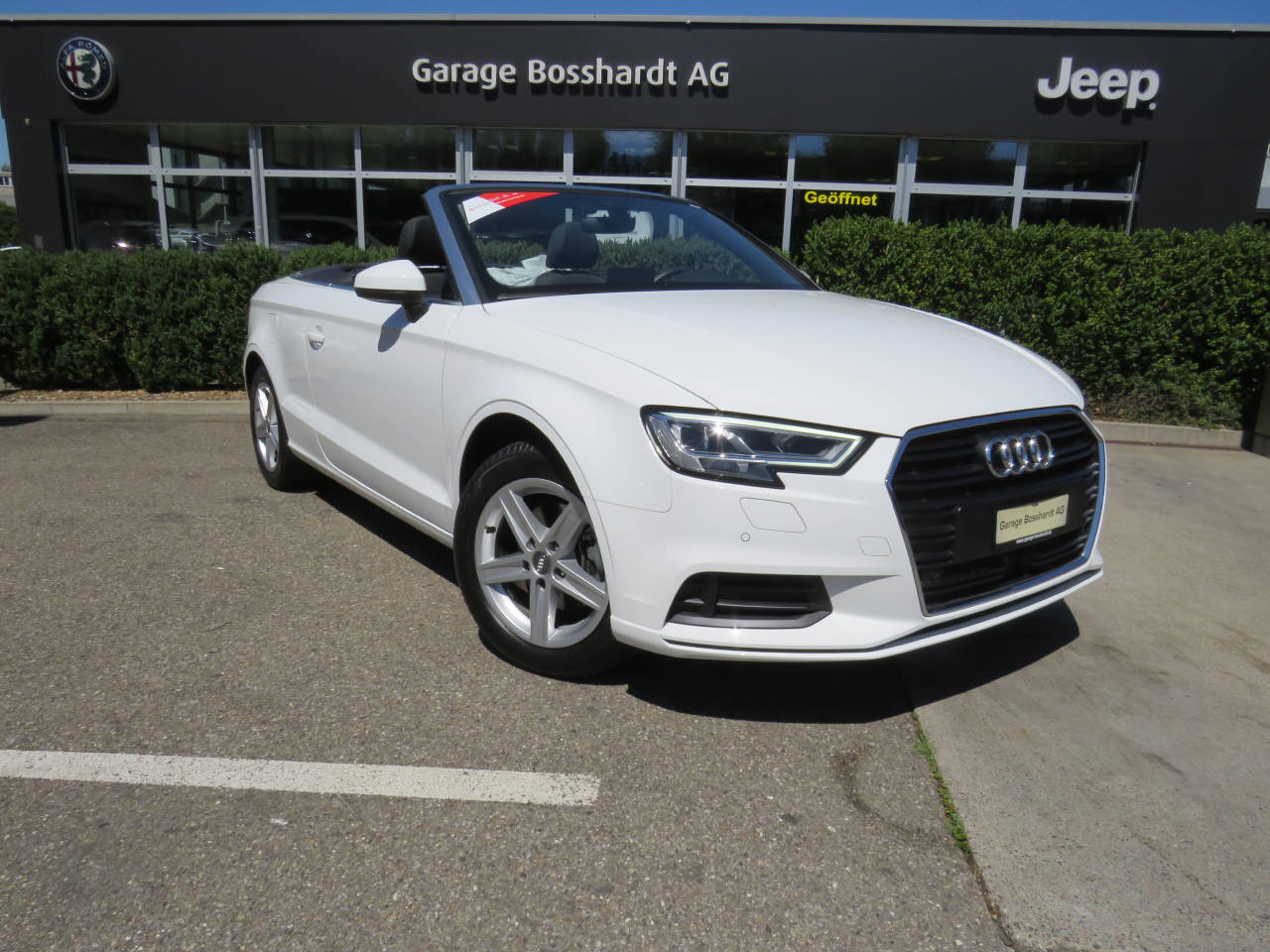 cabriolet Audi A3 Cabriolet 1.5 T FSI S-Tronic