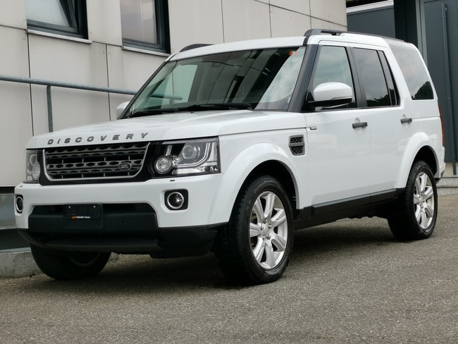 suv Land Rover Discovery 3.0 SDV6 SE Aut. 7 Sitzer