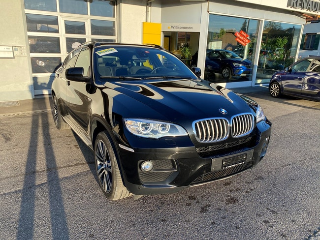 suv BMW X6 xDrive 40d Steptronic