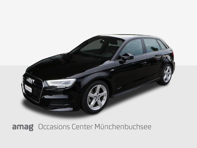 saloon Audi A3 Sportback 2.0 TDI Sport S-tronic quattro