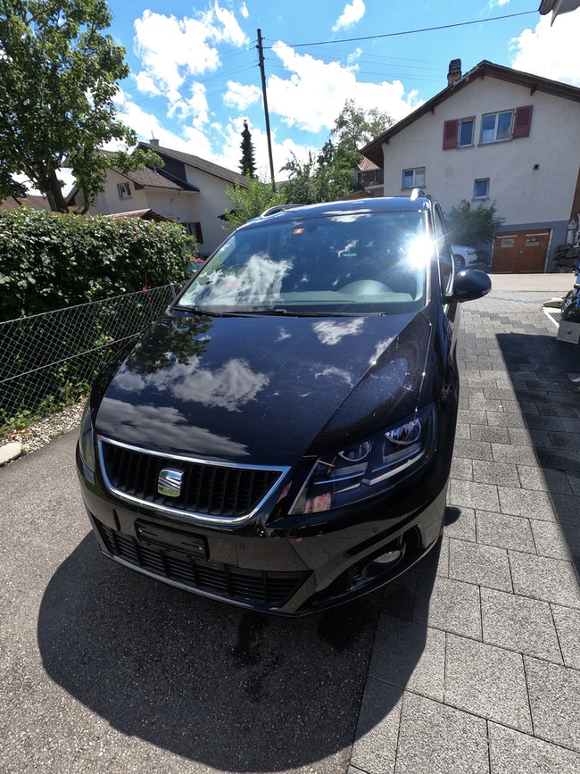 van SEAT Alhambra 2.0 TDI 140 Reference DSG S/S