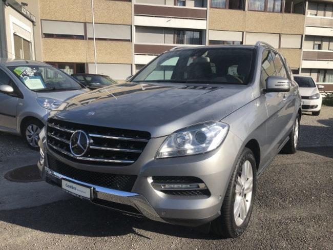 suv Mercedes-Benz M-Klasse ML 350 BlueTEC 4Matic