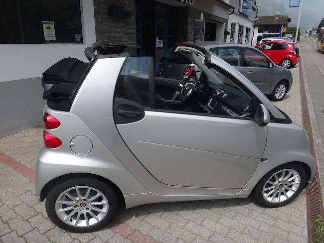 cabriolet Smart Fortwo Cabrio 1000 71 Passion mhd