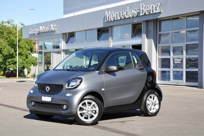 saloon Smart Fortwo Coupé 0.9 Passion twinamic