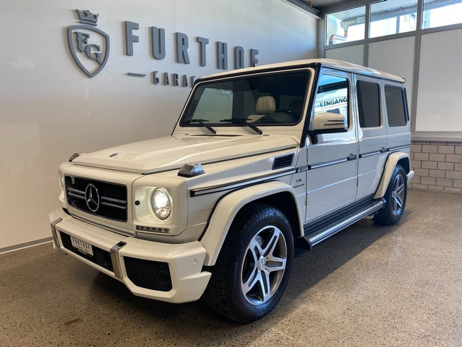 suv Mercedes-Benz G-Klasse G 55 AMG Automatic