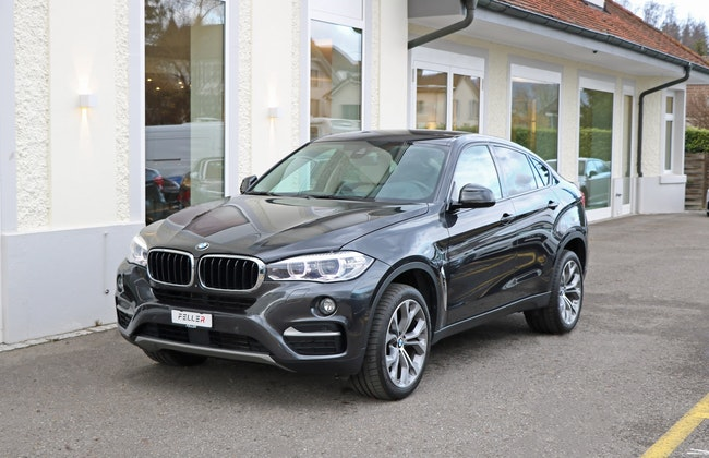 suv BMW X6 xDrive 30d Steptronic