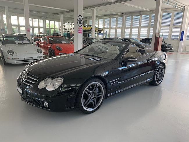 cabriolet Mercedes-Benz SL 65 AMG Automatic
