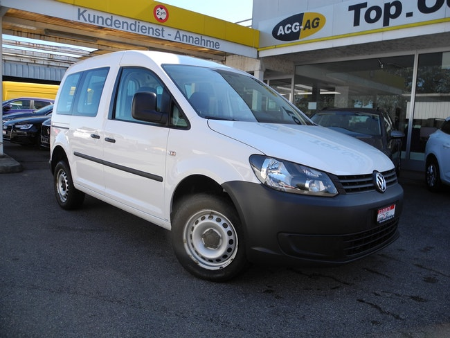 bus VW Caddy 2.0 TDI 4Motion