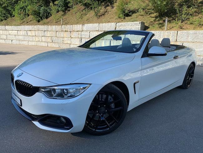 cabriolet BMW 4er 435i Cabriolet Sport Line Steptronic