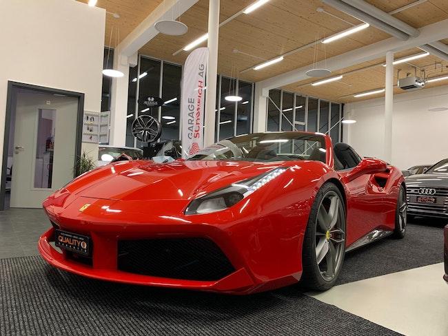 cabriolet Ferrari 488 Spider 3.9 V8
