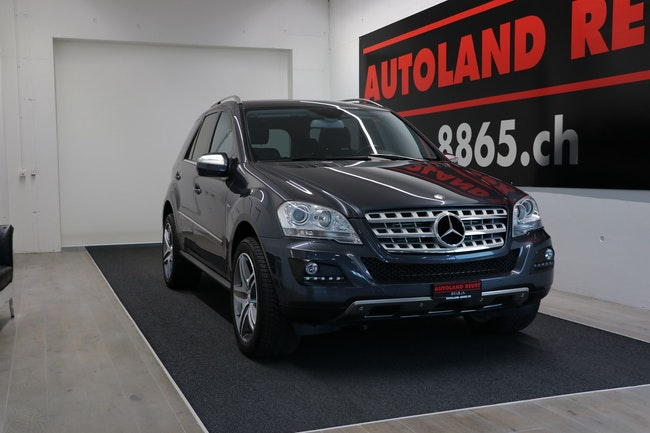 suv Mercedes-Benz M-Klasse ML 350 BlueTEC 4Matic 7G-Tronic
