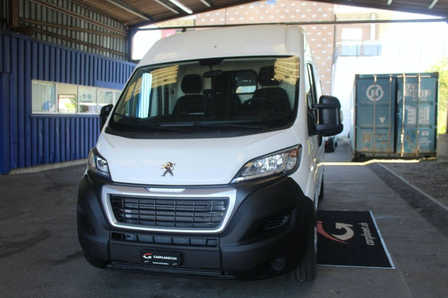 van Peugeot Boxer Kaw. 335 L2H2 2.2 BlueHD