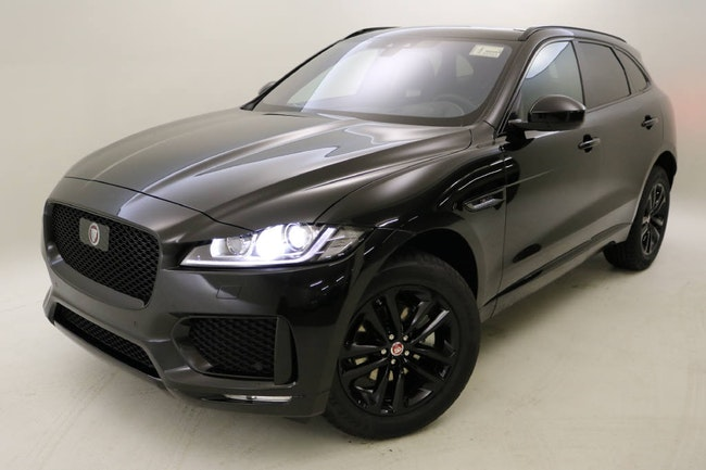 suv Jaguar F-Pace 2.0 T 250 Chequered Flag AWD