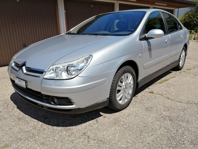 saloon Citroën C5 Berline 2.2 HDi Exclusive Automatic