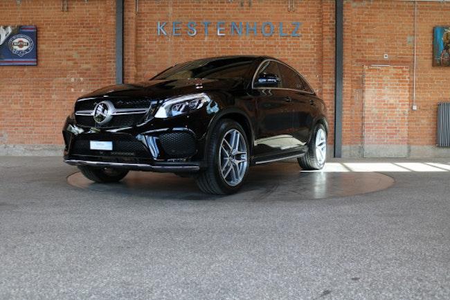suv Mercedes-Benz GLE-Klasse GLE Coupé 350 d 4Matic