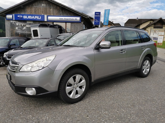 estate Subaru Outback 2.5i Limited AWD Lineartronic