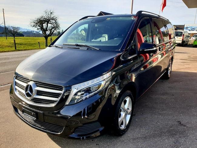 van Mercedes-Benz V-Klasse V 220 d Avantgarde extralang 7G-Tronic