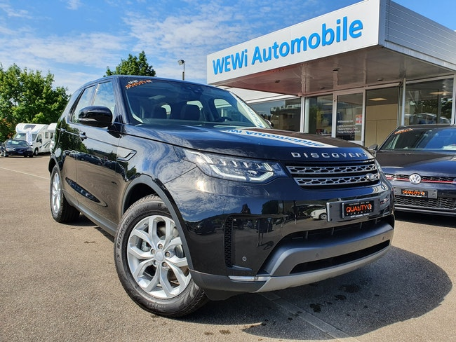 suv Land Rover Discovery 3.0 Si6 SE Automatic