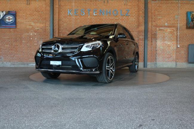 suv Mercedes-Benz GLE-Klasse GLE 350 d 4Matic