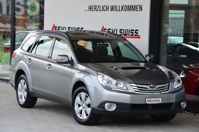 estate Subaru Outback 2.0D Limited AWD