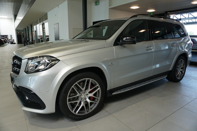 suv Mercedes-Benz GLS-Klasse GLS 63 AMG 4Matic Speedshift Plus 7G-Tronic