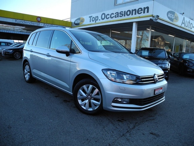 van VW Touran 1.6 TDI BlueMotion Technology Comfortline DSG