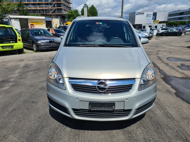 van Opel Zafira 1.9 CDTI 150 Winterline