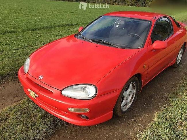 coupe Mazda MX-3 1.8l V6