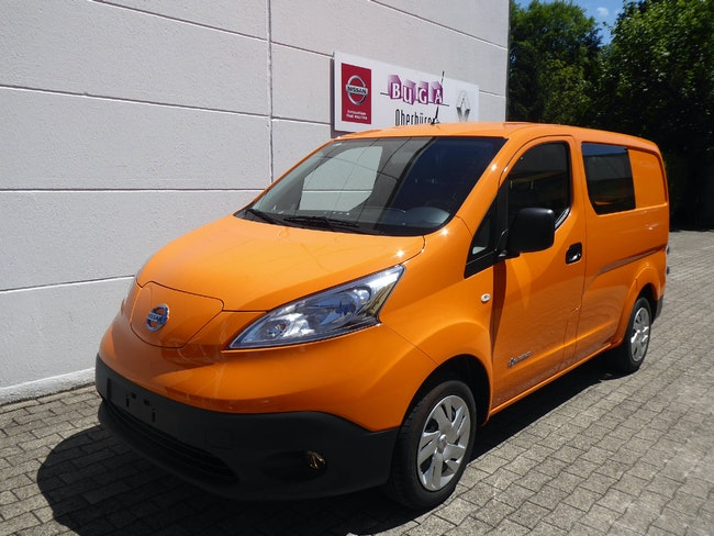 van Nissan NV200 e-NV200 Kaw. Elektro Comfort