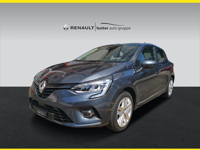 saloon Renault Clio 1.3 TCe Business EDC