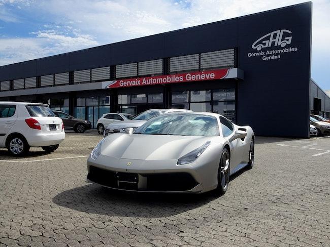 sportscar Ferrari 488 GTB 3.9 V8