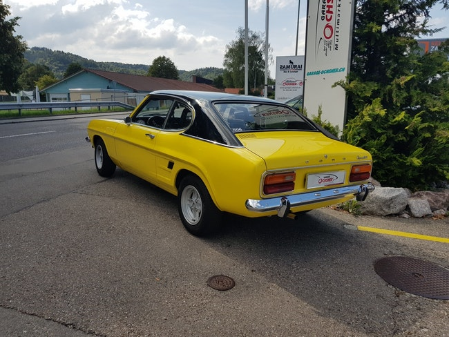 coupe Ford Capri Serie I