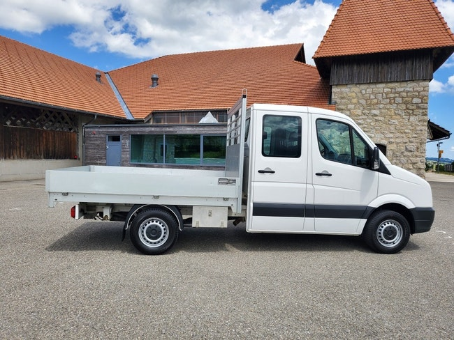 van VW Crafter 35 2.0 TDI CR