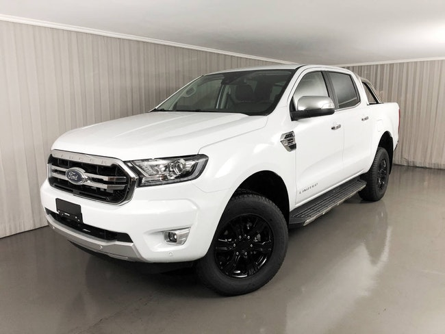 suv Ford Ranger 2.0 EcoBlue 4x4 Limited