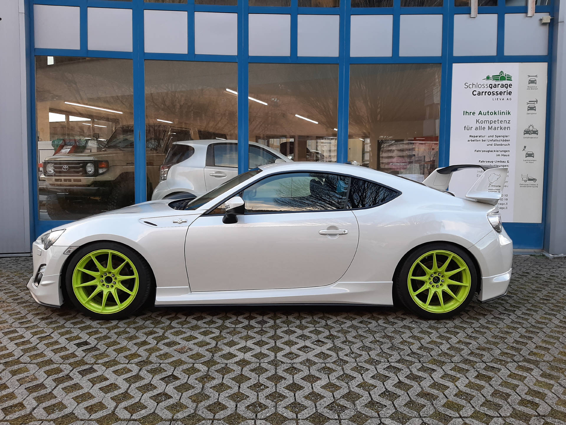 coupe Toyota GT86 2.0 D-4S