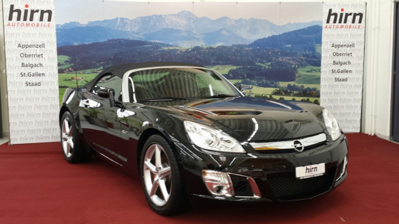Opel GT 2.0 Turbo 45'000 km CHF29'700 - acheter sur carforyou.ch - 1