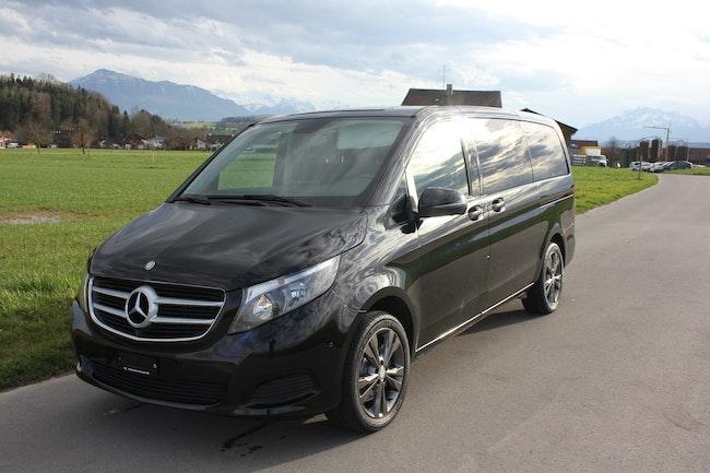 van Mercedes-Benz V-Klasse V 250 d lang 4Matic 7G-Tronic *8 Sitzer*