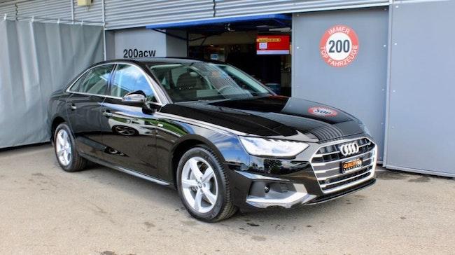 saloon Audi A4 40 TDi Sport