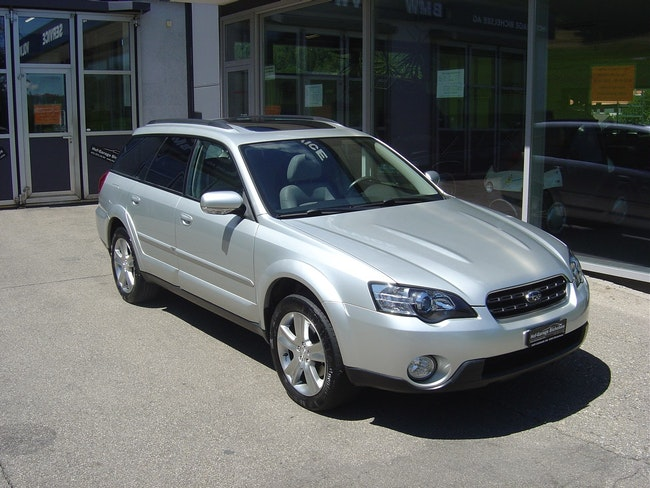estate Subaru Outback 3.0R AWD H6 Automatic
