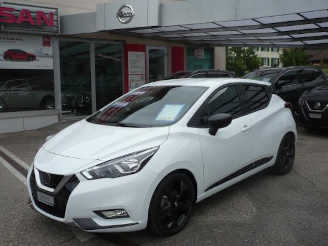 saloon Nissan Micra DIG-T 117 n-sport